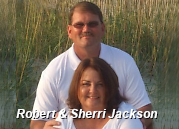 Robert and Sherri Jackson